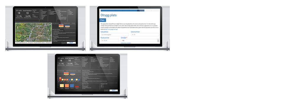 EMBRACE – Effektiva stöd för informationsinsamling till analys.