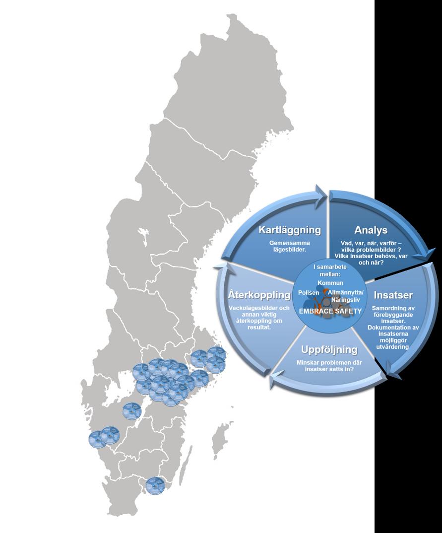 Nyhet: 20 kommuner som tagit steget och nu arbetar digitalt och kunskapsbaserat!