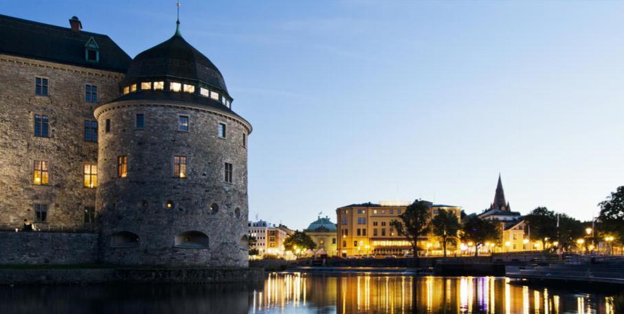 Välkommen med din anmälan till EMBRACE-dagen 2020 som i år hålls på Örebro slott!